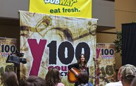 Subway Fresh Faces of Country @ Y100 :: Meet Kacey Musgraves 14