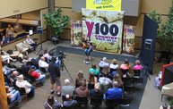 Subway Fresh Faces of Country @ Y100 :: Meet Kacey Musgraves 13