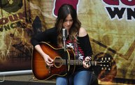 Subway Fresh Faces of Country @ Y100 :: Meet Kacey Musgraves 12