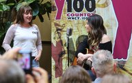 Subway Fresh Faces of Country @ Y100 :: Meet Kacey Musgraves 2