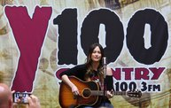 Subway Fresh Faces of Country @ Y100 :: Meet Kacey Musgraves 21
