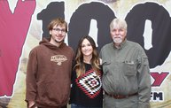 Subway Fresh Faces of Country @ Y100 :: Meet Kacey Musgraves 8