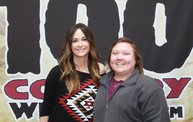 Subway Fresh Faces of Country @ Y100 :: Meet Kacey Musgraves 5