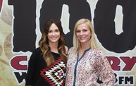 Subway Fresh Faces of Country @ Y100 :: Meet Kacey Musgraves 9
