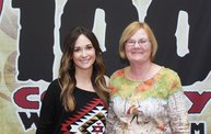Subway Fresh Faces of Country @ Y100 :: Meet Kacey Musgraves 7