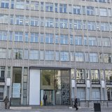 Exterior view of the office building that houses Bumi Plc in London September 25, 2012. REUTERS/Neil Hall