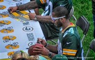 "Kallaway's Pics at ""Packers Tailgate Tour Stop in Wis. Rapids!!! 11"