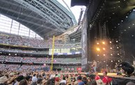 Kenny Chesney at Miller Park 14