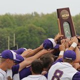 UW Stevens Point Baseball wins NCAA Regional.  Photo courtesy UWSP Athletic Dept.
