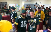 Packers Tailgate Tour Stop in Wisconsin Rapids!! 10