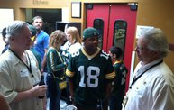 Packers Tailgate Tour Stop in Wisconsin Rapids!! 5