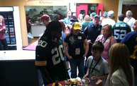 Packers Tailgate Tour Stop in Wisconsin Rapids!! 4