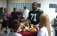 Packers Tailgate Tour Stop in Wisconsin Rapids!! 12