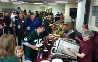 Packers Tailgate Tour Stop in Wisconsin Rapids!! 1