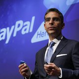 PayPal President David Marcus speaks during a news conference in Tokyo May 9, 2012. REUTERS/Yuriko Nakao