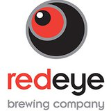 The logo for Red Eye Brewery in Wausau
