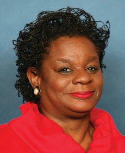 U.S. Representative Gwen Moore (D-Milwaukee)