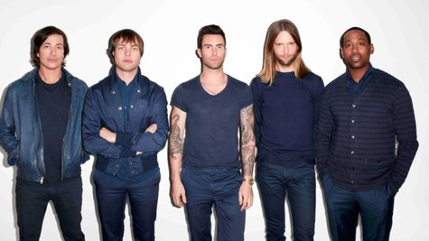 Image courtesy of Maroon 5 Press Here Publicity (via ABC News Radio)