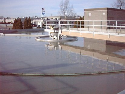 Wastewater Treatment Plant recognized