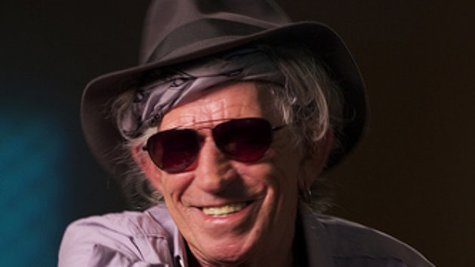 Image courtesy of Jane Rose/KeithRichards.com (via ABC News Radio)