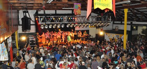 Oktoberfest USA in La Crosse. (courtesy of Facebook).