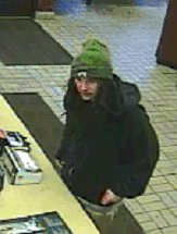 Neenah Subway attempted robbery suspect