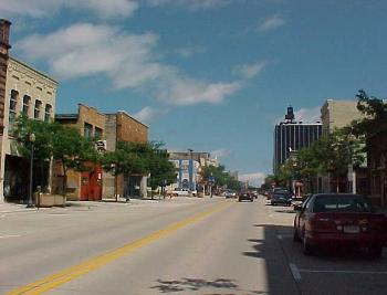 Downtown Sheboygan