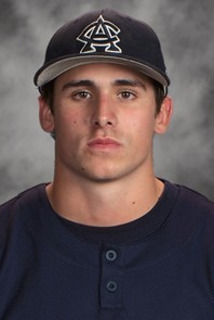 Augustana IF Nate Hewes. Photo courtesy of Augustana College
