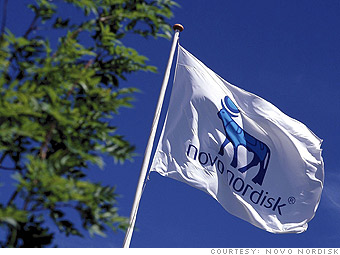 Novo Nordisk said it could launch obesity treatment liraglutide in the United States by the end of next year.  (Novo Nordisk courtesy photo)
