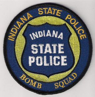 Indiana State Police Bomb Squad