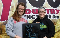 Celebrate De Pere :: Y100 Three Words Photo Booth 3