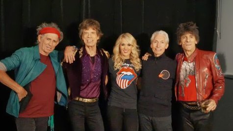 Image courtesy of Courtesty of Rolling Stones (via ABC News Radio)
