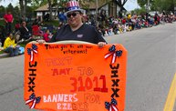 Banners for Bieber :: De Pere Memorial Day Parade 20