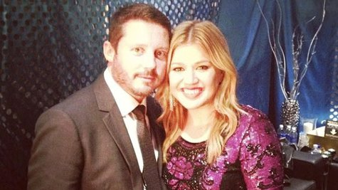 Image courtesy of Facebook.com/KellyClarkson (via ABC News Radio)