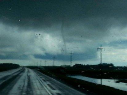 Grafton tornado
