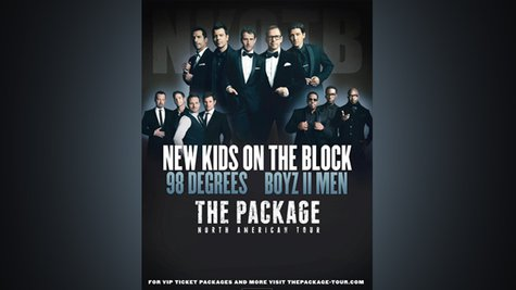 Image courtesy of Facebook.com/ThePackageTour (via ABC News Radio)