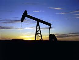 Oil well western N.D.