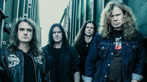 Image courtesy of Facebook.com/Megadeth (via ABC News Radio)