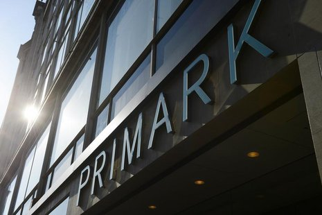 A Primark clothing shop is seen in central London, April 25, 2013.REUTERS/ Paul Hackett