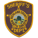 Richland County, N.D. Sheriff's Office patch