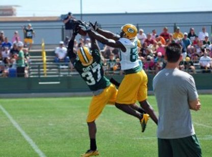 Sam Shields (Photo: Wisconsin Radio Network)