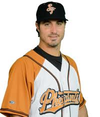 Former Canaries/Pheasants 2B Joe Anthonsen