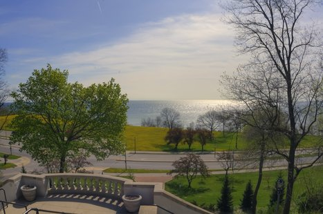 Milwaukee's Lake Park (courtesy of WikiCommons).