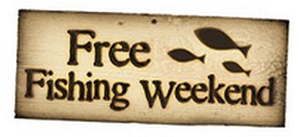 Free Fishing Weekend