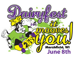 Marshfield Dairyfest 2013