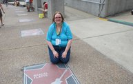 Y100 Winner Experiences The CMA Music Festival in Nashville and Sent Pictures 5
