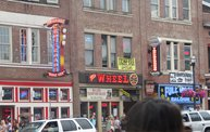 Y100 Winner Experiences The CMA Music Festival in Nashville and Sent Pictures 3
