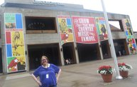 Y100 Winner Experiences The CMA Music Festival in Nashville and Sent Pictures 23
