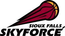New Sioux Falls Skyforce logo. Courtesy of Sioux Falls Skyforce