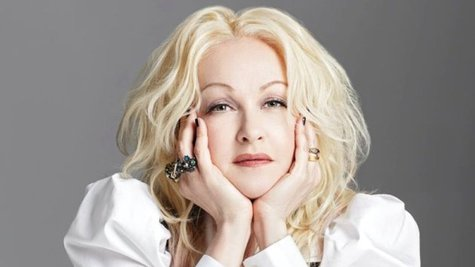 Image courtesy of Facebook.com/OfficialCyndiLauper (via ABC News Radio)